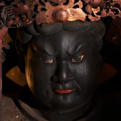 神峯山寺と皇族の所縁