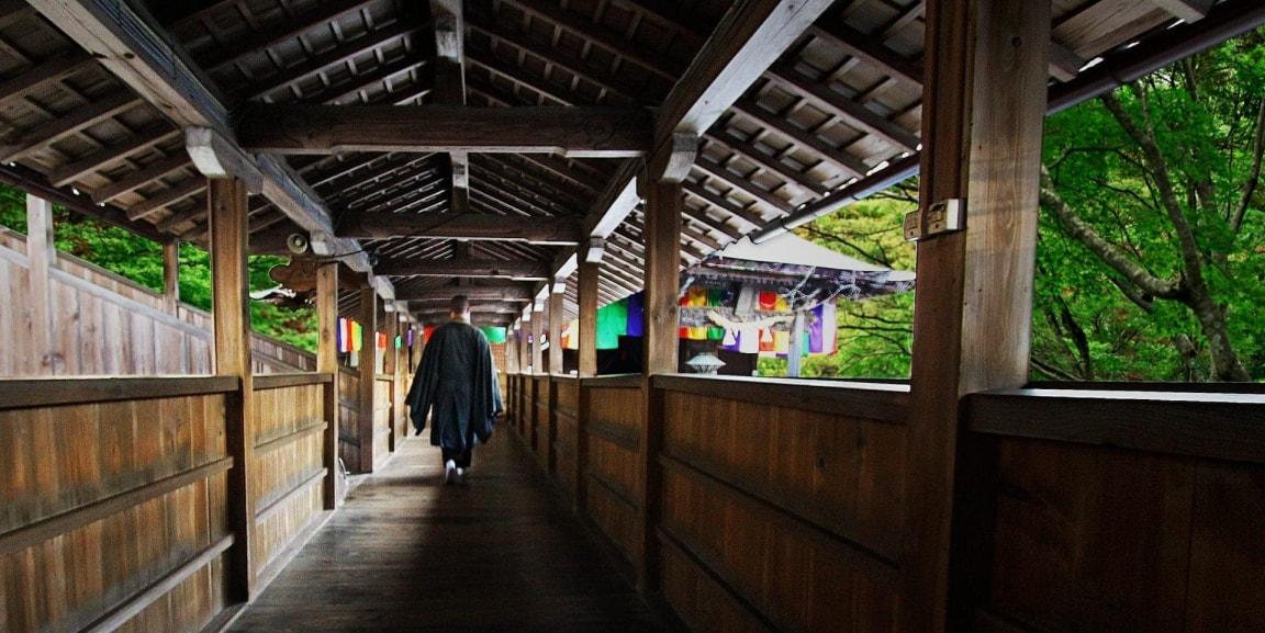 日本最初毘沙門天神峯山寺-大阪府高槻市の天台宗仏教寺院-