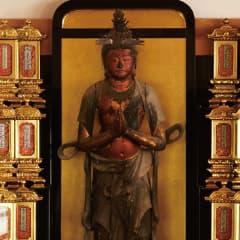 神峯山寺の遺骨葬