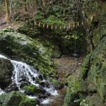 九頭龍のお滝場