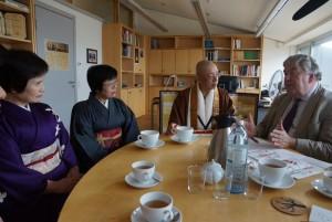 オーストリア・ウィーン「国立民族学博物館」での日本武家屋敷復興事業に140万円寄贈